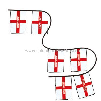 UK bunting flag