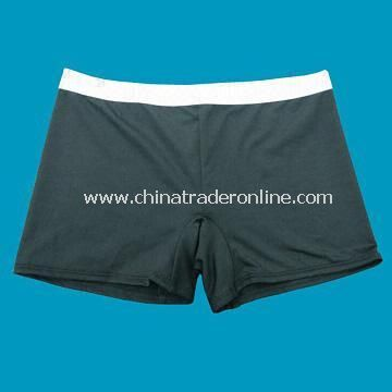 Womens Sports Shorts with Anti-bacterial and Anti-UV Functions