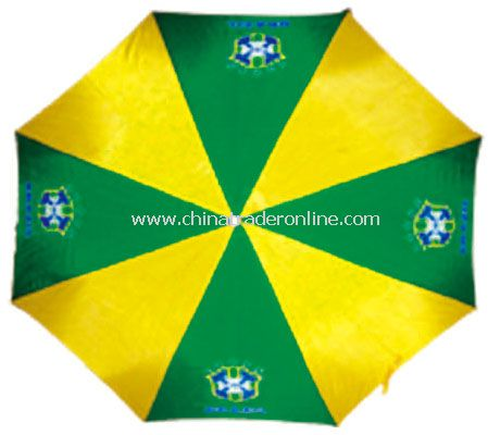 Brazil umberlla flag from China