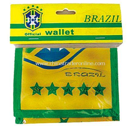 Brazil wallet flag