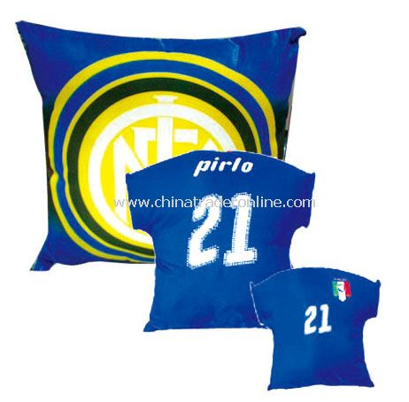 Italy pillow flag from China