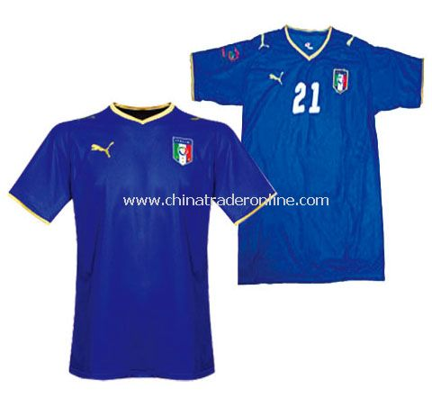 Italy t-shirt flag from China