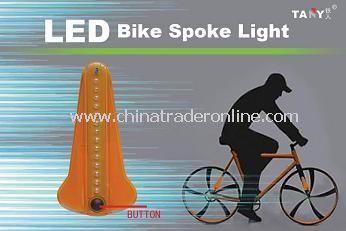 LED BIKE SPOKE LIGHT