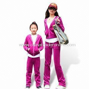New Design Childrens Sweatsuit, Suitable for Autumn and Spring Seasons