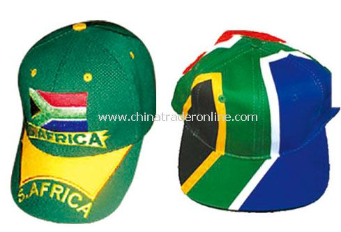 south africa cap flag from China