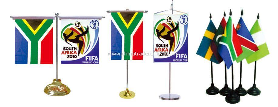 south africa desk flag