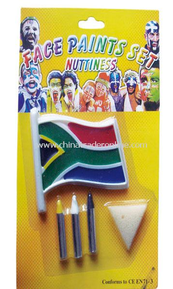 south africa flag from China