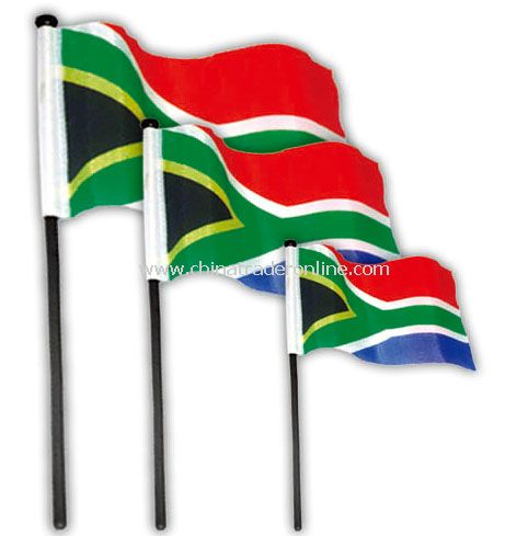 south africa hand flag