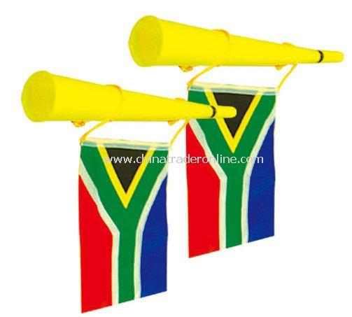south africa horn flag