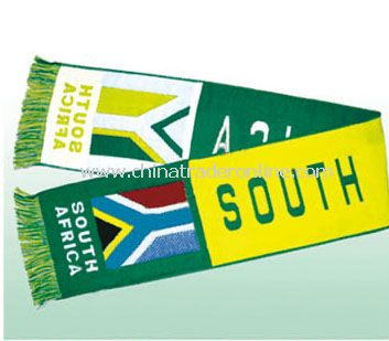 south africa scarf flag