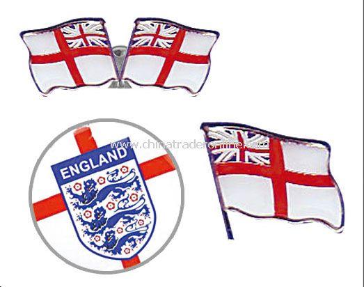 uk badge flag from China