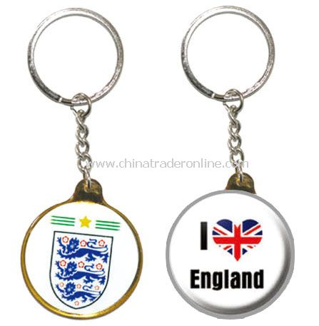 uk keychain flag
