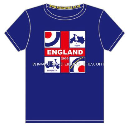 uk T-shirt flag from China