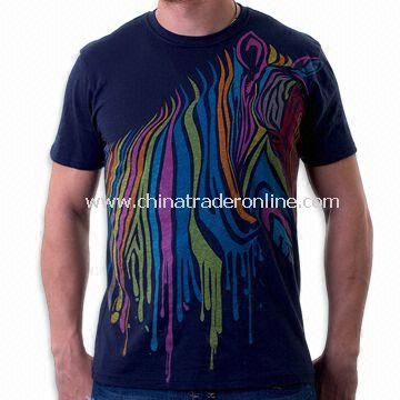 t shirt designs for men. Knitted T-shirt, Customized