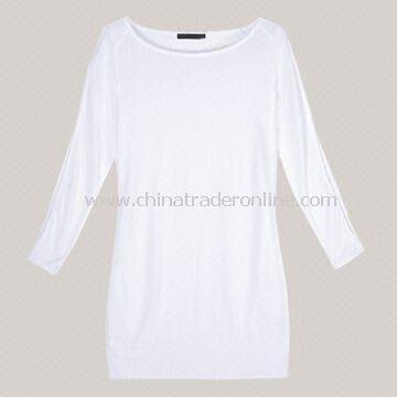 Womens Blank Cotton T-Shirt, Customized Sizes Available
