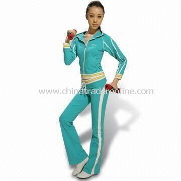 Womens Training/Jogging Suit, OEM Orders are Welcome