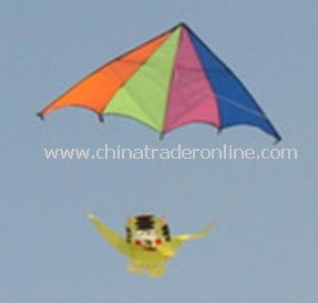 tiger parachute kite