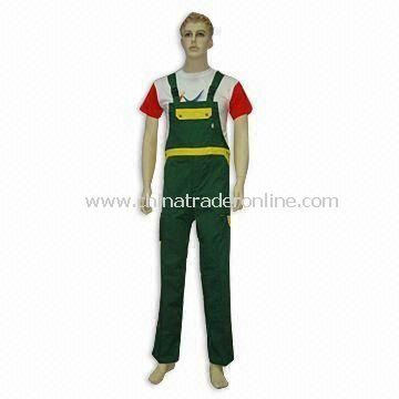 Cotton Coverall, Suitable for Different Works, Keeps The Body Clean and Safe