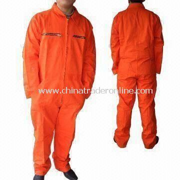 Coverall, Customized Designs and OEM Orders are Welcome