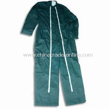 Coverall/Working Garment/Safety Wear, Various Sizes and Colors are Available