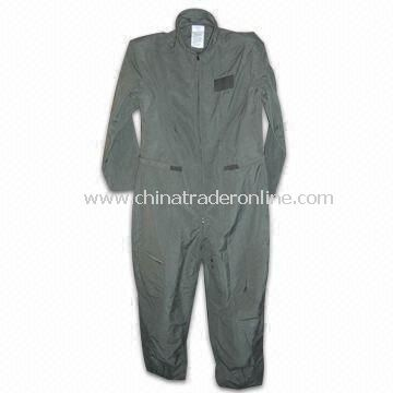 Flameproof Military Overall, Made of Aramid IIIA