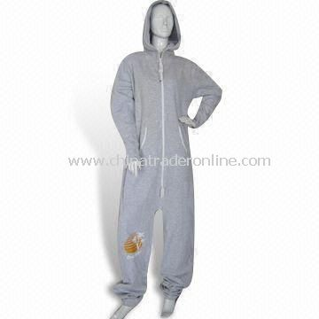 One Piece Jumpsuit, Customized Designs are Welcome, with 20% Polyester