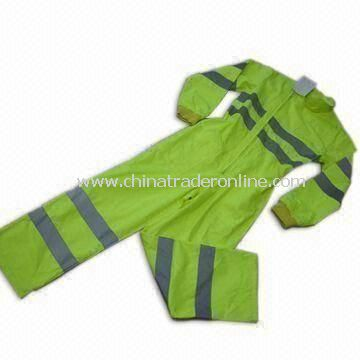 Working Overall, Made of Polyester and Cotton, Available in European Sizes from China
