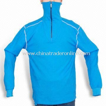 Biking T-shirt with Hydrophilic Treatment, Made of 100% Polyester