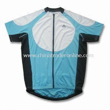 Cycling Wear T-shirt, Bicycle Wear, Biking Sport Wear, Moisture Wicking, OEM Orders Manufacturer from China