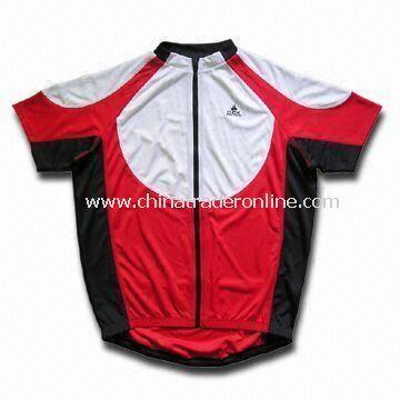 Cycling Wear T-shirt, Running Wear, Polyester Interlock, Moisture Wicking, OEM Orders Manufacturer