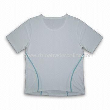 Running Sports Jersey/T-shirt, Versatile for Body, Customized Designs and Sizes are Accepted
