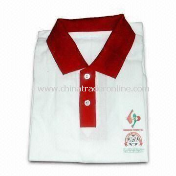 Soccer Club Polo T-shirt, Available in Different Colors and GSM