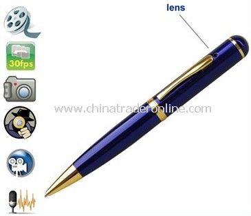 Mini Camera Pen Digital Video Recorder Built in 2GB 4GB 8GB Pinhole Camera Hidden Camera from China