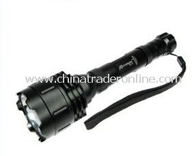 Romisen RC-T7 MCE LED aluminum Flashlight
