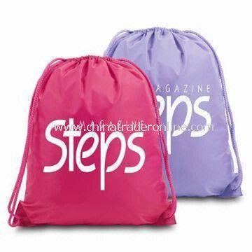 drawstring bag Disney,Remington,Lotto manufacturer