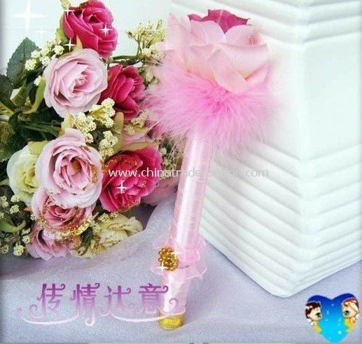 2011 New arrival !! Golden purple sign pen, Sign-in pen/wedding things/party sign-in pen