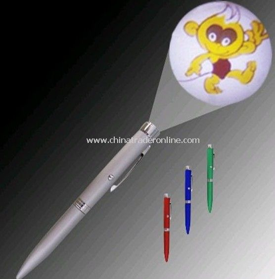 2011 New selling LED logo projector pen/LED projector pen/Ballpoint Pen at Cheap price