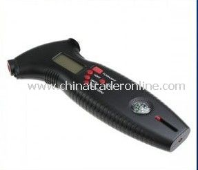 7 in 1 Digital Tyre Pressure Gauge for Auto Car Motorcycle
