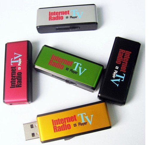 wholesale USB Internet Radio/ USB Internet TV player/ USB TV and USB