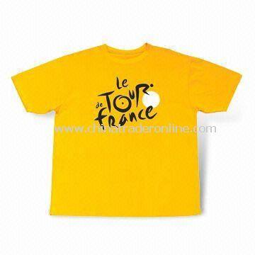 100% Cotton Promotional T-shirt, Long, Short and Raglan Sleeve