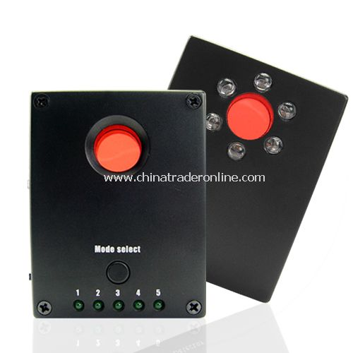 Anti-Surveillance Camera Detector - Powerful spy camera detection device