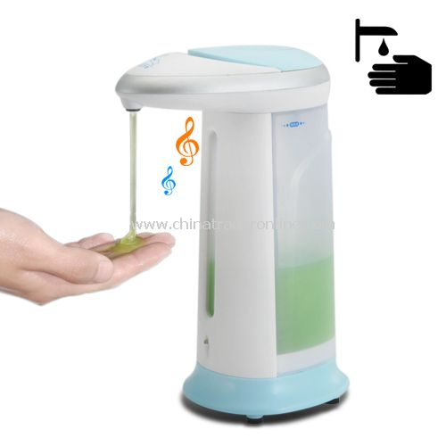 Automatic Soap Dispenser - Built-in Infrared Smart Sensor - 100% Touch Free