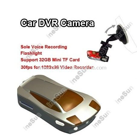 Car DVR Recording,Sole Digital Camera/Voice Recorder/Video Camera Function,Support PC Camera And Chatting Function