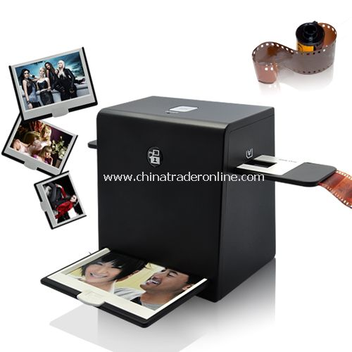 Digital Film and Photo Scanner