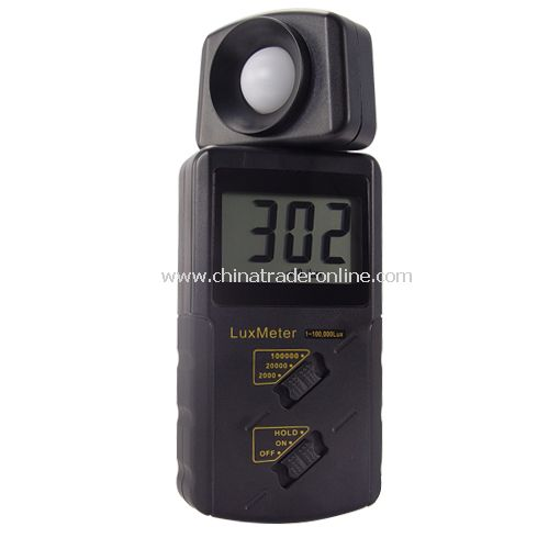 Digital Light Meter - LuxMeter x100 - Accurate & Handheld