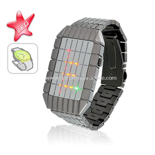 Influx - Japanese Inspired LED Watch - Cool Gadget