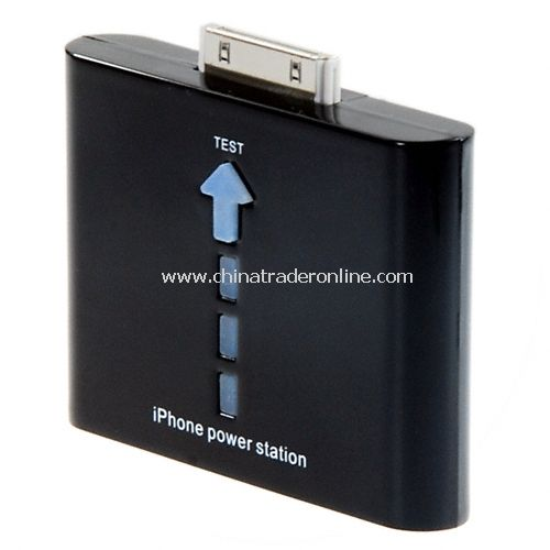IPhone and IPod Deluxe Battery Pack - Plug and Play