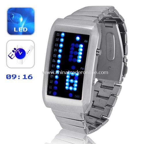 Mizuken - Japanese Inspired LED Watch - Innovative design from China