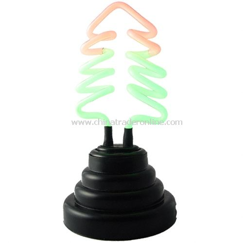 Neon Christmas Tree - Tabletop Neon Light Tree - Simply & Effective