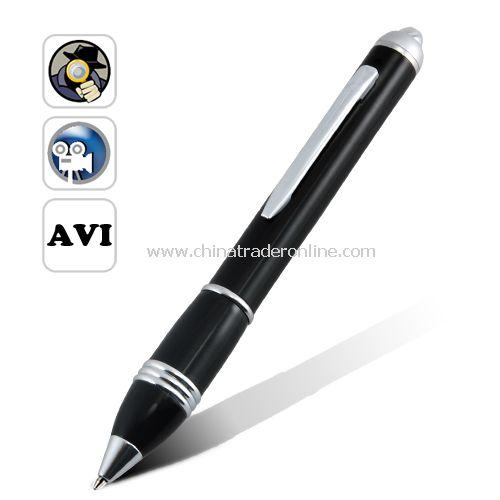 Spy Pen Pinhole Video Camera (Motion Detection, Micro SD) - High quality